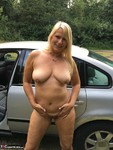 SweetSusi. Hairy Pussy In The Car Free Pic 12