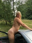 SweetSusi. Hairy Pussy In The Car Free Pic 13