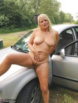 SweetSusi. Hairy Pussy In The Car Free Pic 18