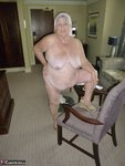 Grandma Libby. Pink Scarf Free Pic 17