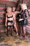 Molly MILF. Molly & DiMonty Punish The Slave Free Pic 3
