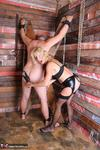 Molly MILF. Molly & DiMonty Punish The Slave Free Pic 10