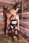 MollyMILF. Molly & DiMonty Punish The Slave Free Pic