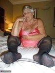 Grandma Libby. Pink Satin Free Pic 2