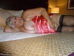 Grandma Libby. Pink Satin Free Pic 4