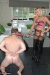 Kyras Nylons. Kyra and slave Mattie Free Pic 1
