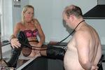 Kyras Nylons. Kyra and slave Mattie Free Pic 9