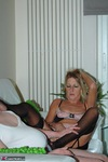 Kyras Nylons. Kyra and her foot slave Free Pic 8