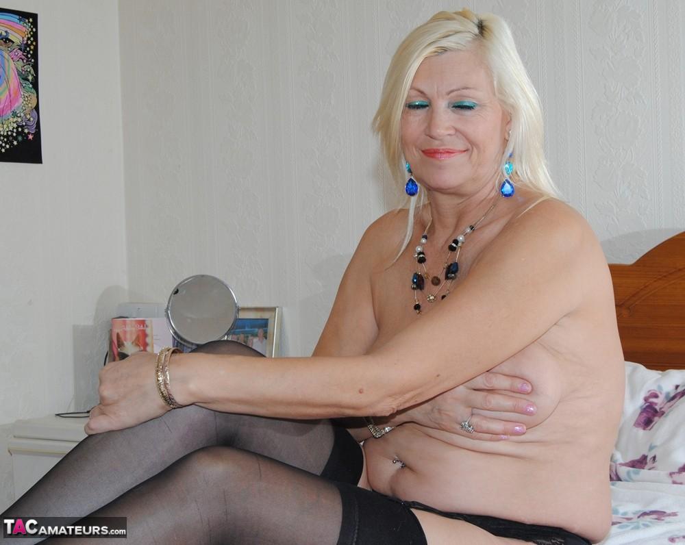 platinum blonde  hairy pussy