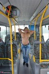 SweetSusi. Naked On The Bus Free Pic 5