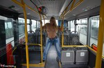 SweetSusi. Naked On The Bus Free Pic 6