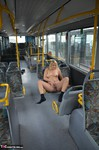 SweetSusi. Naked On The Bus Free Pic 13