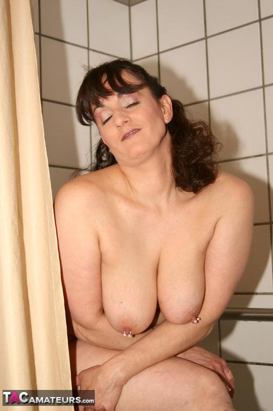Strip tease shower