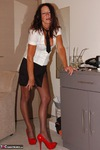 Kyras Nylons. Schoolgirl Fun Free Pic 4