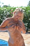 Sweet Susi. Oiled Up & Showered Down Free Pic 6