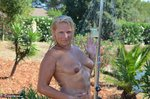 Sweet Susi. Oiled Up & Showered Down Free Pic 14