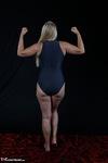 Sweet Susi. Skin Tight Swim Suit Free Pic 5