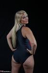 Sweet Susi. Skin Tight Swim Suit Free Pic 7