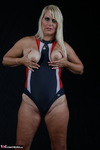 Sweet Susi. Skin Tight Swim Suit Free Pic 10