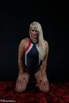 Sweet Susi. Skin Tight Swim Suit Free Pic 11