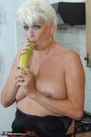 . Stripping & Eating A Banana Free Pic 12