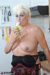 . Stripping & Eating A Banana Free Pic 14