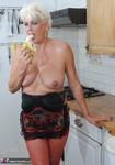 . Stripping & Eating A Banana Free Pic 16