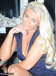 Dimonty. Lacey In A Blue Dress Free Pic 3