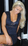 Dimonty. Lacey In A Blue Dress Free Pic 18
