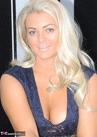 Dimonty. Lacey In A Blue Dress Pt2 Free Pic 5