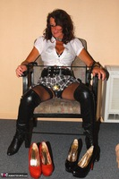 Kyras Nylons. Pantyhose In The Garden Pt2 Free Pic 12