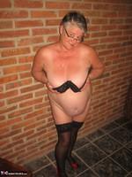 Girdle Goddess. Horny In Thigh High Hoisery Free Pic 13