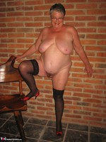 Girdle Goddess. Horny In Thigh High Hoisery Free Pic 15
