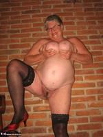 Girdle Goddess. Horny In Thigh High Hoisery Free Pic 16