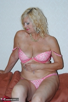 PlatinumBlonde. Pink Top & Leather Trousers Free Pic 18