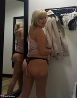 LornaBlu. Inside the Lingerie Store Dressing Room Free Pic 5