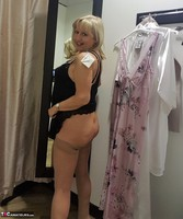LornaBlu. Inside the Lingerie Store Dressing Room Free Pic 15