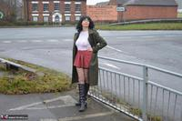 BarbySlut. Barby Flashing In Public 2 Free Pic 16