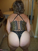 BustyBliss. Cougar Corset Free Pic 1
