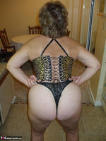 BustyBliss. Cougar Corset Free Pic 9