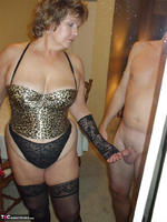 BustyBliss. Cougar Corset Free Pic 12