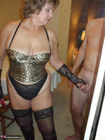 BustyBliss. Cougar Corset Free Pic 13
