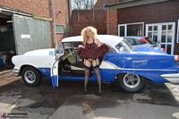 BarbySlut. Barby Does Classic Car Fun Free Pic 5