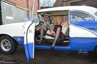 BarbySlut. Barby Does Classic Car Fun Free Pic 6