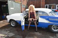 BarbySlut. Barby Does Classic Car Fun Free Pic 8