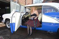 BarbySlut. Barby Does Classic Car Fun Free Pic 10