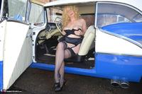 BarbySlut. Barby Does Classic Car Fun Free Pic 13