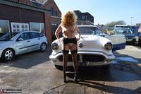 BarbySlut. Barby Does Classic Car Fun Free Pic 14