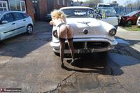 BarbySlut. Barby Does Classic Car Fun Free Pic 15