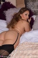 Sophia Delane. My red dildo Free Pic 3